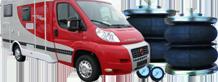 Reisemobil und Wohnmobil Fahrwerkstechnik